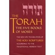 Torah-TK: Five Books of Moses, Hardcover/Jewish Publication Society Inc