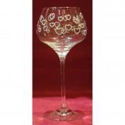 6 verres Alsace sommelier 29 cl taille coeur