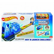 Set de joaca Hot Wheels, trackbuilder - lansator pista