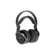 Sony Auriculares Inalámbricos SONY MDRRF855RK (Over ear - Negro)