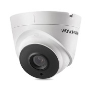 Camera de supraveghere 2MP dome IR TurboHD FullHD 1080p rezolutie 1920x1080px 25 fps, obiectiv fix 2.8mm,DS-2CE56D0T-IT3F-2.8mm