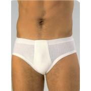 Slip uomo mutande Henri 117 cotone con apertura 6 pezzi