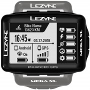 Lezyne Mega XL GPS Cycle Computer Loaded Bundle