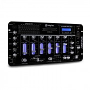 Skytec STM-3007 6-Kanal DJ-Mischpult Bluetooth USB SD MP3