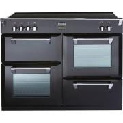 Stoves Richmond 1100Ei Black 110cm Electric Induction Range Cooker