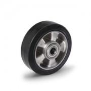 180 mm ? raklapemelő béka kerék alumínium felni és gumi futófelület