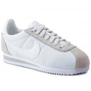Nike Buty NIKE - Classic Cortez Nylon 749864 010 Pure Platinum/White