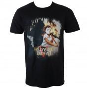 tričko pánské HOLLYWOOD UNDEAD - FIVE - PLASTIC HEAD - PH10694