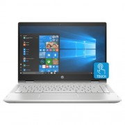 """Laptop HP Pavilion x360 Srebrni Win10 14""""Touch,Intel QC i5-8250U/8GB/256 SSD/Intel UHD"""