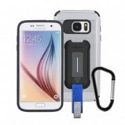 Armor-X CX-S6-GM Rugged Samsung Galaxy S6 Hybrid Case - Gunmetal