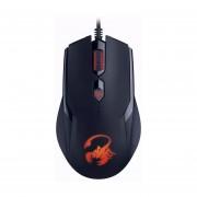 Mouse Gamer Genius Ammox X1- 400 3200 Dpi -Negro