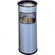 Posacenere in metallo con sabbia Durable argento 62 cm 26 cm 3330-23