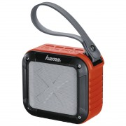 Boxa portabila Hama Rockmann S Bluetooth Red