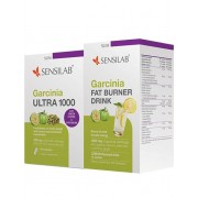 Sensilab Garcinia ULTRA + Fat Burner Drink: 45%