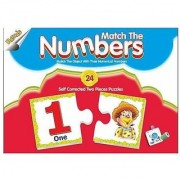 Ratna's Match The Number Jigsaw