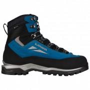 Lowa - Women's Cevedale Evo GTX - Chaussures de montagne taille 8, noir/turquoise