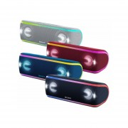 Bocina Sony SRS-XB41 con Efectos de Sonido Party Booster - Multicolor