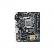 T. Madre Asus Prime H110M-P, ChipSet Intel H110, Soporta, Intel Core I7/Core I5/Core I3/Pentium/Celeron De Socket 1151, Memoria, DDR4 2400/2133 MHz, 32GB Max, SATA 3.0, USB 3.0, Integrado, Audio HD, Red Gigabit, Micro-ATX. PRIME H110M-P