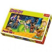 Puzzle Scooby Doo De-a piratii 100 pcs 16283 Trefl