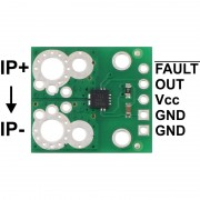 Senzor de Curent ACS711EX (de la -15.5 A la +15.5 A)