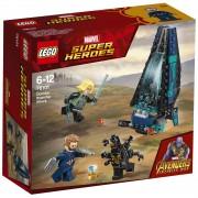 Lego Marvel Super Heroes: Ataque de la nave de los Outriders (76101)