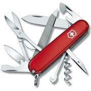 VICTORINOX | Nůž kapesní MOUNTAINEER 91mm ČERVENÝ