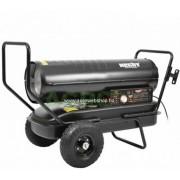 Hecht 3038 Turbina diesel cu aer cald cu roti si manere