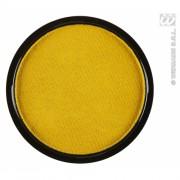 Aqua Makeup Maquillaje Profesional 15 grs Amarillo