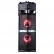 Minicomponente Lg OJ98 1,800W DJ Usb Bluetooth Karaoke - Negro