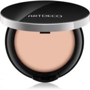 Artdeco Double Finish maquillaje compacto en crema tono 02 Tender Beige 9 g