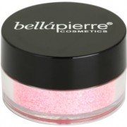 BelláPierre Cosmetic Glitter purpurina para maquillaje tono Light Pink 3,75 g
