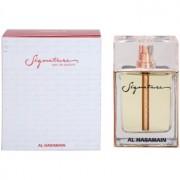 Al Haramain Signature eau de parfum para mujer 100 ml