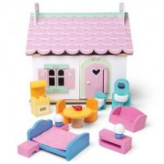 Le Toy Van Daisylane Lily's Cottage Dockhus Playhouse