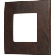 HBF rámeček 1x ořech CLARYS (230095)