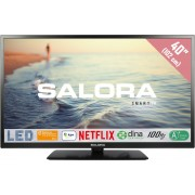 Salora 5000 series 40FSB5002 tv 101,6 cm (40'') Full HD Smart TV Zwart
