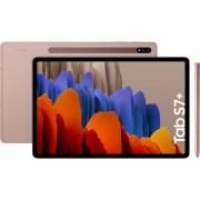 Samsung Tablet SAMSUNG Galaxy Tab S7+ (12.4'' - 128 GB - 6 GB RAM - Wi-Fi - Bronce)