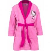Licht roze badjas Hello Kitty