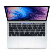 Apple Macbook Pro (2019) with Touch Bar 13-inch 2.4GHz I5 256GB Silver - MV992(US Keyboard)