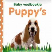 Spiru Baby Voelboekje: Puppy's