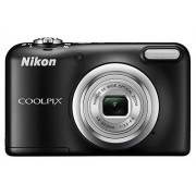 """Nikon COOLPIX A10 16.1 MP 1/2.3 """" CCD 4608 x 3456 Pixels Zwart – digitale camera (AC, batterij/accu, compactcamera, 1/2.3, 4,6 – 23 mm, Auto, LCD)"""