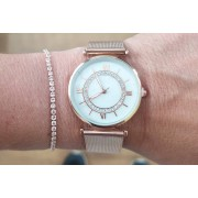 Solo Act Ltd £11.99 instead of £49 (from Styled By) for a Jessica Rose crystal watch and bracelet summer set - save 76%