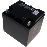 Acumulator plumb AGM 12 V, 38 Ah, (l x I x A) 197 x 175 x 165 mm, Panasonic LC-XC1238P