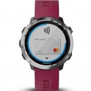 GARMIN Forerunner 645 Music Wiśniowy zegarek do biegania 010-01863-31 GRATIS WYSYŁKA DHL GRATIS ZWROT DO 365 DNI!! 100% ORYGINAŁY!!