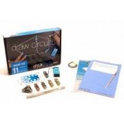 Circuitul de la Circuit Scribe cu Cerneala Instant Conductoare - Basic Kit