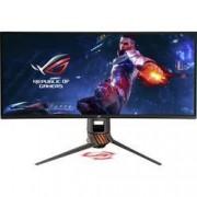 Asus LED monitor Asus XG32VQR, 80 cm (31.5 palec),2560 x 1440 px 4 ms, VA LED HDMI™, DisplayPort, USB 3.0, na sluchátka (jack 3,5 mm)