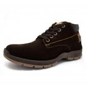 Zapatos Dockers para hombre - d217730 chocolate