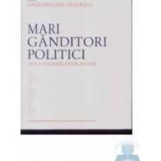 Mari ganditori politici - David Boucher Paul Kelly