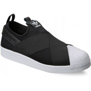 Adidas Originals SUPERSTAR SLIP ON W Sneakers(Black)