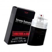 Bruno Banani Dangerous Man eau de toilette 30 ml uomo