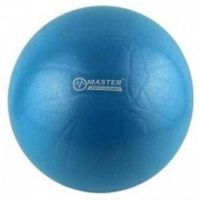 Топка за гимнастика MASTER 24 см, синя, MAS4A050-blue
